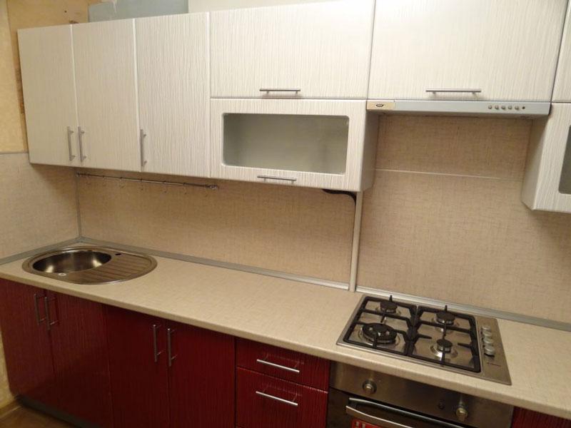 Столешницы для кухни прямые